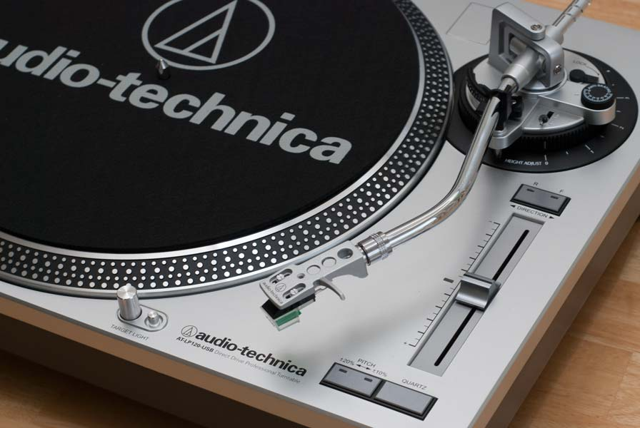 Audio Technica At Lp120 Usb The Perfect Affordable Turntable